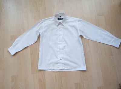 Рубашка белая, размер 32. фирма pan filo