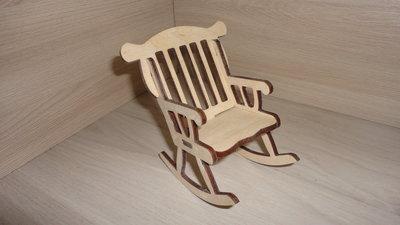Кресло-Качалка. Мебель для куклы