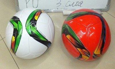 Мяч футбольный BT-FB-0120 PU 350г 4цв. ш. к./60