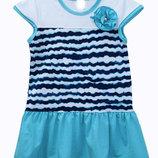 Детское летнее платье, сарафан на рост 104-122