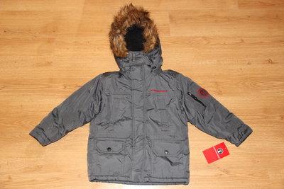 Продано: Куртка зимняя Weatherproof на 4 года