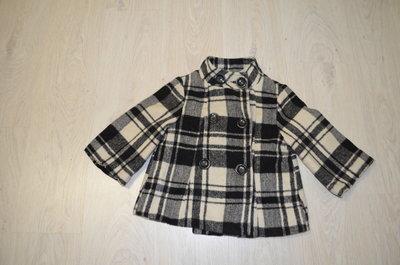 Продано: демисезонное пальто