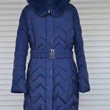 Зимнее пальто на холлофайбере. Зимове пальто, куртка Symonder. 54, 56, 58 р.