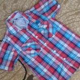 Красивая рубашка George на мальчика 8-9 лет