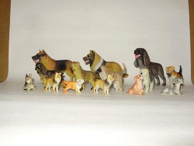 Коллекция собачек , разные собачки