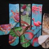 Носочки , носки с 3D рисунком