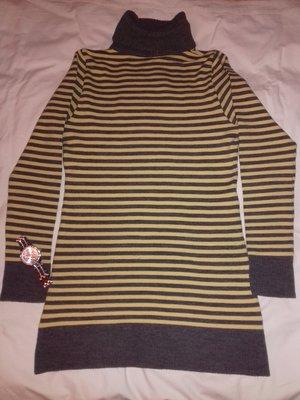 Теплый свитер свитр с горловиной