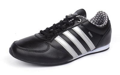 Женские кроссовки Adidas Midiru Black 2 вида