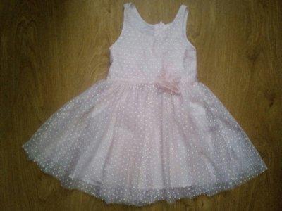 Красивое модное платье 2-3 года