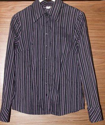 Рубашка полосатая бренда WE Fashion Германия, р. 46