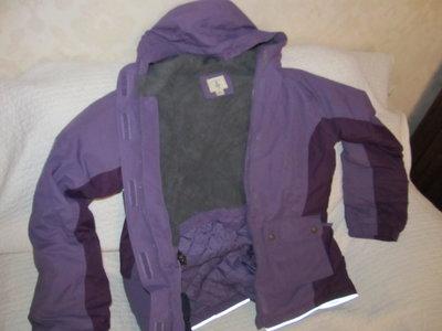 куртка горнолыжная на девочку 14 лет