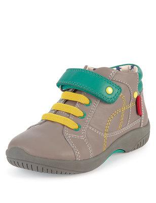 Ботинки кожаные Marks&Spenser walkmates