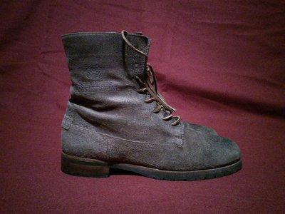 Брутальные высокие замшевые ботинки знаменитого бренда Shabbies 39 р.