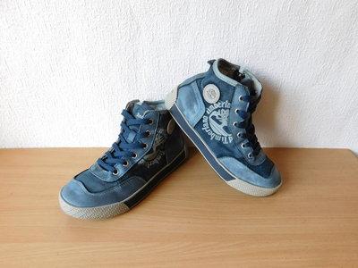 Ботинки Timberland 34,5 р.По стельке 22 см