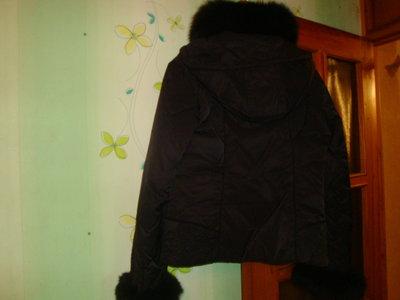 Срочно 750 Фирменный зимний пуховик куртка курточка, Snow Beauty р. М