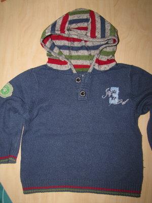 Тепленький мягенький свитерок Next
