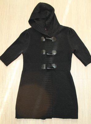 Кардиган черный - 46р