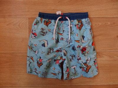 Пляжные шорты на мальчика 1,5-2 года