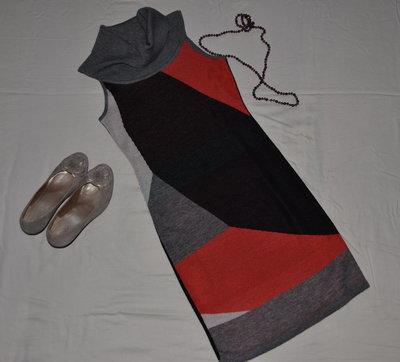 Платье шерсть офис р.S T'ameri