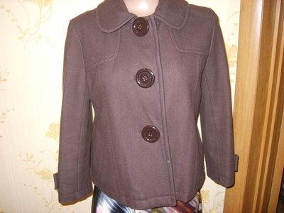 куртка-пиджак кашемир 42-44р