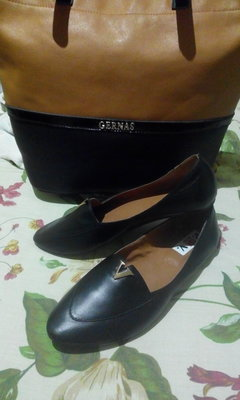 Продано: Новые кожаные мокасины 25,5 см