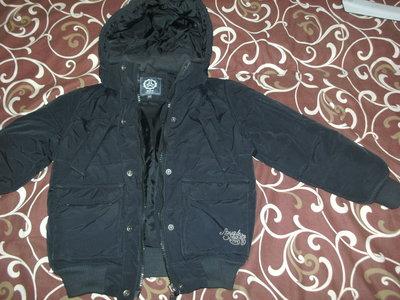куртка чёрная