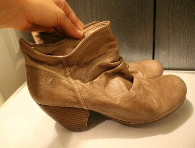 Ботинки, натуральная кожа, 38 размер