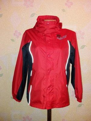 Фирменная куртка ветровка спортивная XS-S