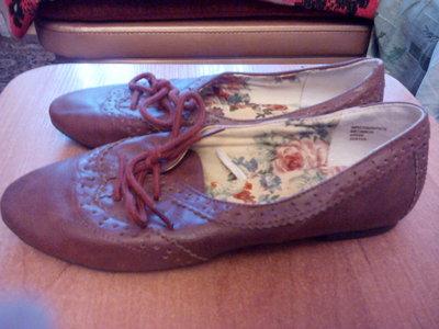 Продам новые туфли-мокасины размер 36