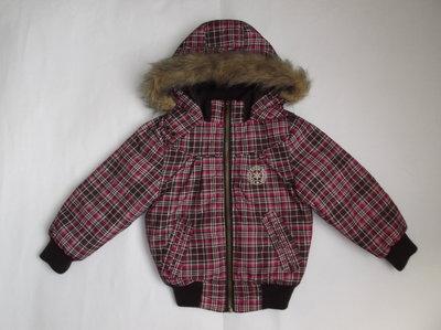 Курточка деми для девочки на рост 110 см Okay