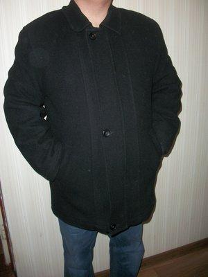 полу пальто куртка мужская кашемир