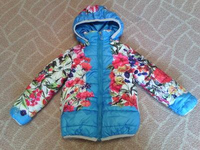 Куртка р.104-110