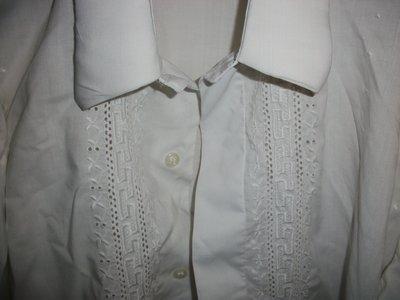 рубашка мужские с длинным рукавом белые