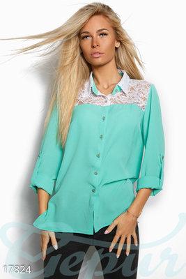 Романтичная легкая блуза