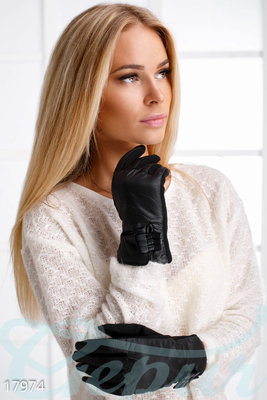 Пока столбик градусника ползет вниз, вас согреют эти стильные перчатки Изготовленные из утепленных