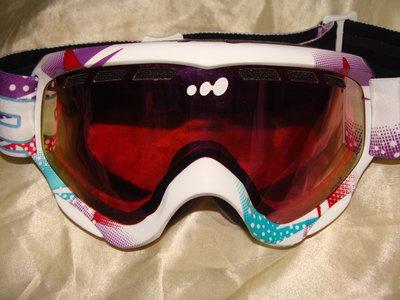 очки маска горнолыжная WEDZE Uvex Alpina