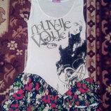 Платье летнее размер M L фирмы Moda Timcs , б/у