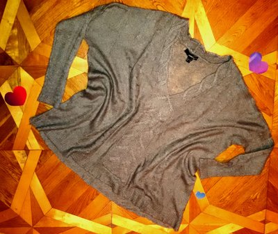 Тонкий и теплый свитшот из мохера с косами от Mango