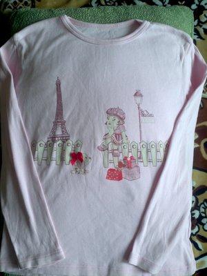 розовые регланчики
