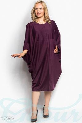 Струящееся платье oversize