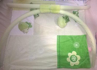 Развивающий игровой коврик игрушка для ребенка