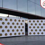 Изготовление и аренда бренд-волл, пресс-волл brand wall, press wall