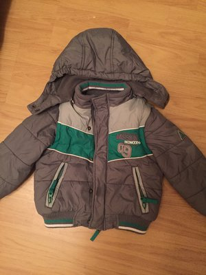 Продам куртку жилетку трансформер осень-зима на мальчика рост 92 см фирма Сool Club