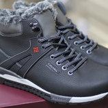 Кожаные зимние ботинки Распродажа, по ценам ниже оптовых