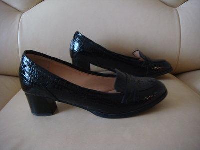 кожаные туфли GRADO, р. 39