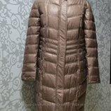 Акция Длинные пальто Mishele на тинсулейте, куртка, пуховик зима, 50, 52