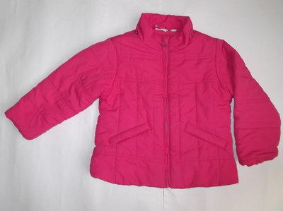 Курточка деми для девочки на рост 104 см Kids