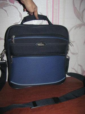 Добротная сумка портфель Saxoline