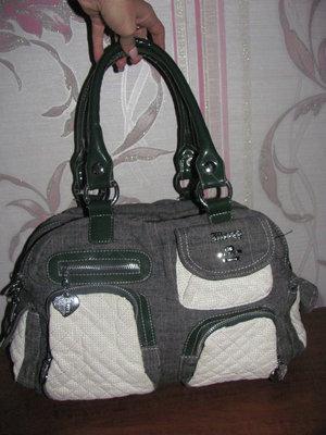 Шикарная тканевая сумка Merry