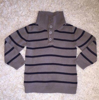 Хлопковый свитерок Gap на 4 года.